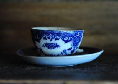 Kaffikopp på Nesheimstunet
