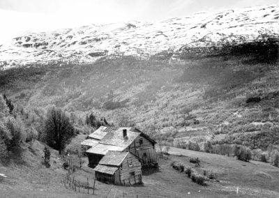 Utløe i Yksnabjørg